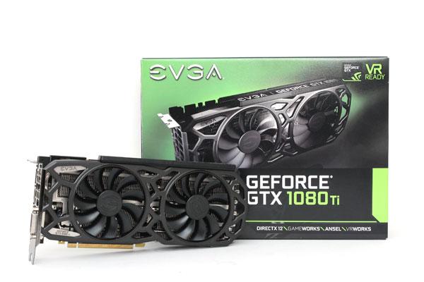 EVGA의 감성이 돌아왔다, EVGA 지포스 GTX 1080Ti SC BE GAMING