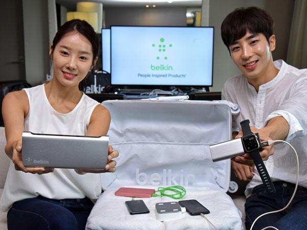 디자인과 품질로 차별화 보여준다, 한국 벨킨 LIVEBELKIN 캠페인 전개
