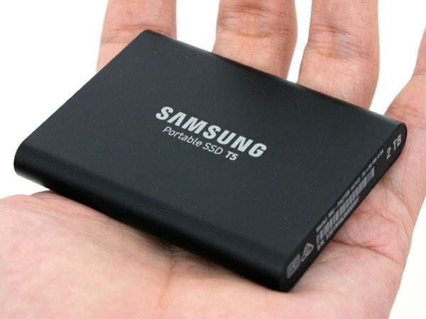왕관의 무게를 견딜 수 있겠는가?,삼성 포터블 SSD T5 2TB