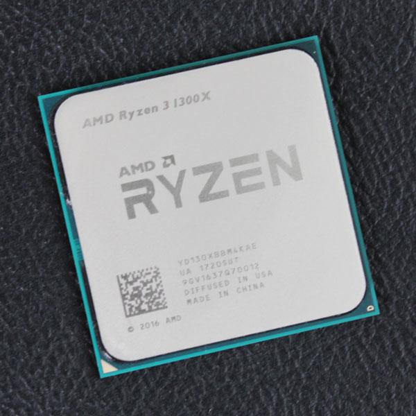 메인스트림 CPU의 혁명? 반란?,AMD 라이젠 3 1300X vs 코어 i5 7400