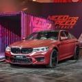 BMW, 독일 게임스컴에서 뉴 M5 세계 최초 공개