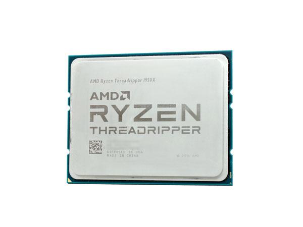 인텔 보고 있나? 16코어 HEDT 프로세서, AMD 라이젠 스레드리퍼 1950X
