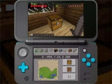 마인크래프트 3DS로도 진출, 닌텐도 e샵에 디지털 다운로드 버전 출시