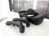 LG전자, 코리아 VR 페스티벌 2017에서 스팀VR 헤드셋 전시