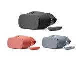 구글 차세대 데이드림 VR 헤드셋 세 가지 색상으로 출시?