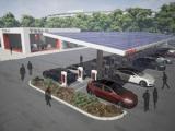 테슬라, 전기차 고속충전소와 편의 시설 결합하는 계획 준비 단계