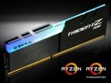 AMD 라이젠 플랫폼 대응, 지스킬 트라이던트 Z RGB DDR4 메모리 출시