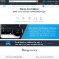 아마존 뮤직, iOS 및 안드로이드 모바일 앱에서 알렉사 지원