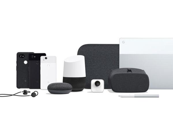 픽셀2/픽셀북/픽셀버드/구글홈/구글클립, 인공지능 더해진 구글 신제품 발표