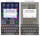 iOS 팝업 흉내낸 피싱 팝업 경고
