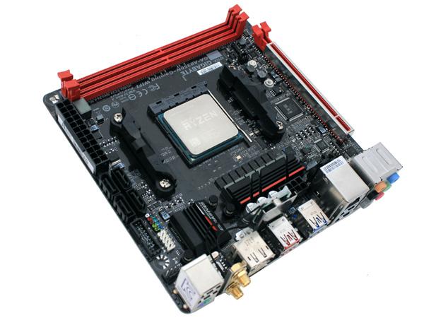 작지만 강력한 미니 ITX PC, AMD 라이젠은 어떨까?