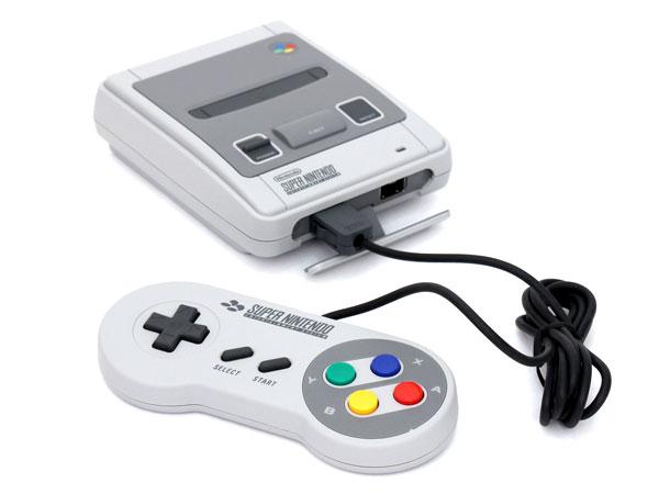 슈퍼패미컴 게임을 미니 사이즈로, 닌텐도 SNES 클래식 미니