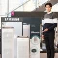 삼성전자, 2018년형 블루스카이 7000 공기청정기 출시