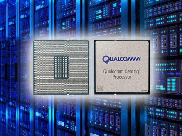 클라우드 서버에서 인텔 제온과 경쟁, 퀄컴 센트릭 2400 프로세서 출시