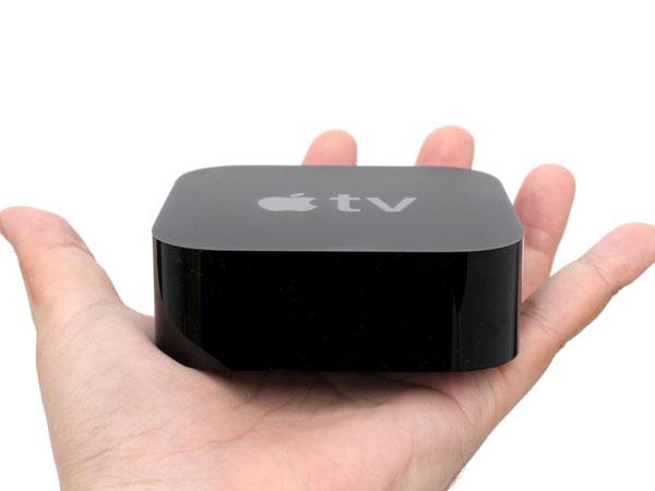 TV 안되는거 알면서도 산다?, 4K HDR 지원 애플TV 4K