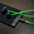 레이저, 3.5mm 단자 없는 레이저폰/아이폰 위한 이어폰 '해머헤드' 출시