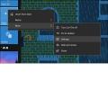 마이크로소프트, 윈도우10 인사이더 프리뷰 빌드 17046 버전 배포