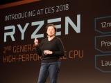 10년 중 가장 강력한 제품군 선보일 것, AMD 2세대 라이젠 및 GPU 제품군 공개