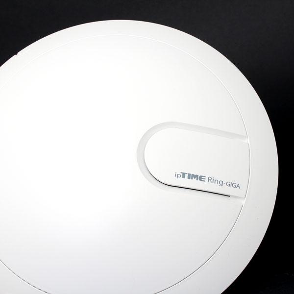 원하는 곳에 설치하는 PoE 무선 공유기, ipTIME Ring-GIGA
