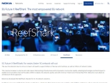 5G 네트워크 성능 세 배로, 노키아 ReefShark 발표