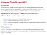 스마트폰 저장소를 두 배 빠르게, UFS 3.0 규격 발표