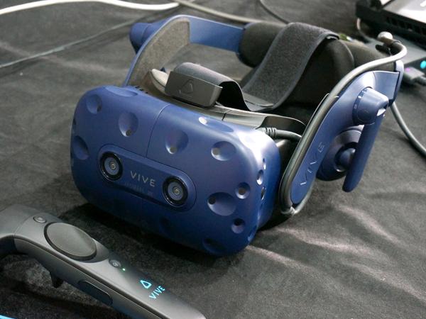 가상현실 환경을 업그레이드, HTC VIVE Pro 국내 시연회