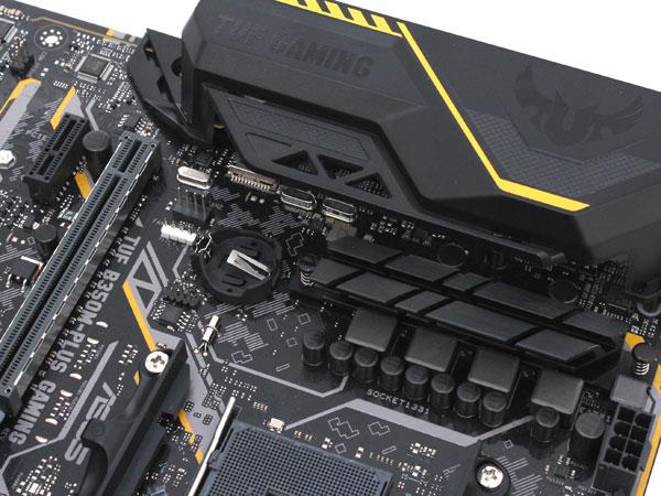 넓어진 AMD 메인스트림 시장 겨냥, ASUS TUF B350M-PLUS GAMING