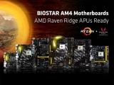 바이오스타 AM4 메인보드에 AMD 레이븐 릿지 지원 바이오스 공개