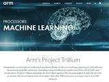 스마트한 카메라와 자율주행 경험, ARM AI 프로젝트 트릴리엄 발표