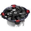 붉게 빛나는 라이젠 CPU 쿨러, ID-Cooling DK-03 Halo AMD Red