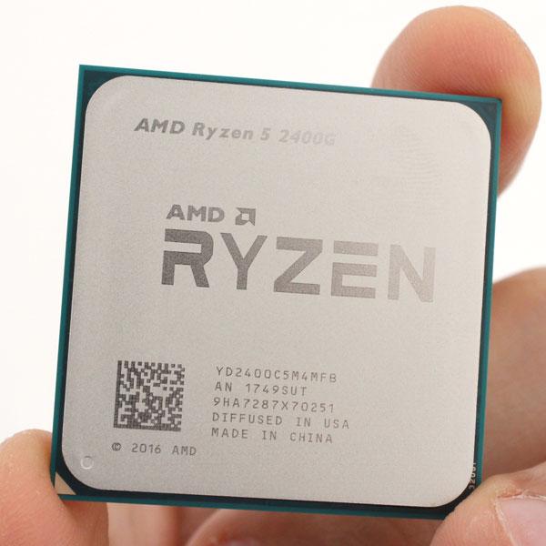 VGA 대란 속 게이머들을 구원하라, AMD 라이젠 5 2400G 게임 성능은?