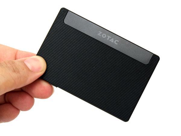 외장 하드보다 작은 미니PC, ZOTAC ZBOX PI225