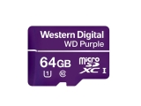 WD, 고화질 비디오 녹화에 특화된 '퍼플(Purple) microSD' 공개