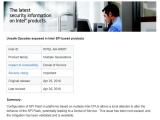 인텔 CPU SPI 플래시 보안 취약점 발견