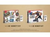 체감형 게임 상자 '닌텐도 라보', 북미와 일본 시장에 출시