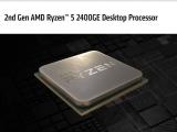 TDP 35W인 AMD 레이븐 릿지 APU 저전력 모델 2종 발표