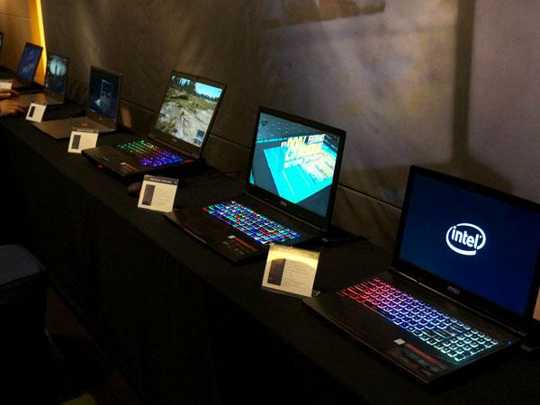 8세대 코어 노트북에 옵테인 메모리를, 인텔코리아 8세대 코어 테크 브리핑