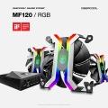 브라보텍, DEEPCOOL GAMER STORM MF120 RGB 트리플 패키지 출시