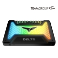 팀그룹 RGB LED 튜닝 SSD, T-Force Delta 시리즈 발표