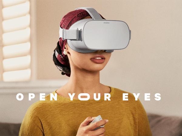 독립형 VR 헤드셋 오큘러스 고 출시, 한국에서도 23만원대 구매 가능