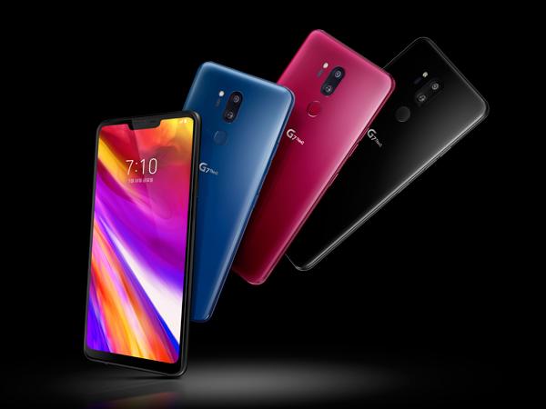기본 강화하고 고객에게 집중하겠다, LG G7 ThinQ 국내 발표회