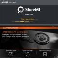 라이젠 PC의 HDD 성능을 스마트하게, AMD 스토어미(StoreMI) 기술이란?