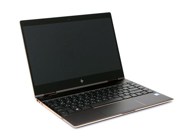 디자인도 성능도 향상된 컨버터블 노트북, HP 스펙터 x360 13-ae526TU