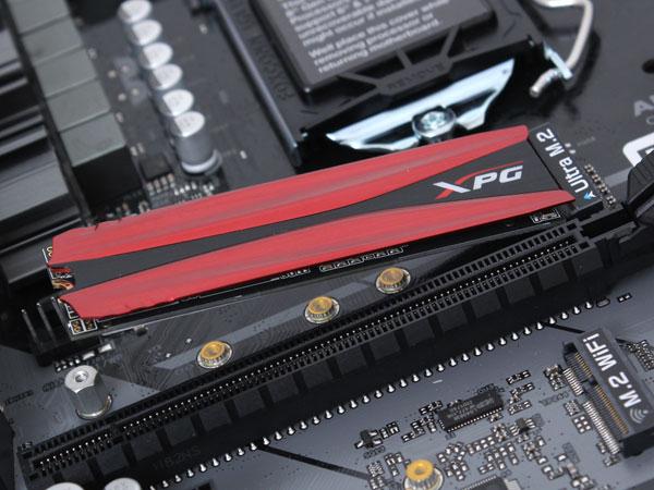 합리적 비용으로 만끽하는 NVMe의 고성능, ADATA XPG GAMMIX S11 240GB STCOM