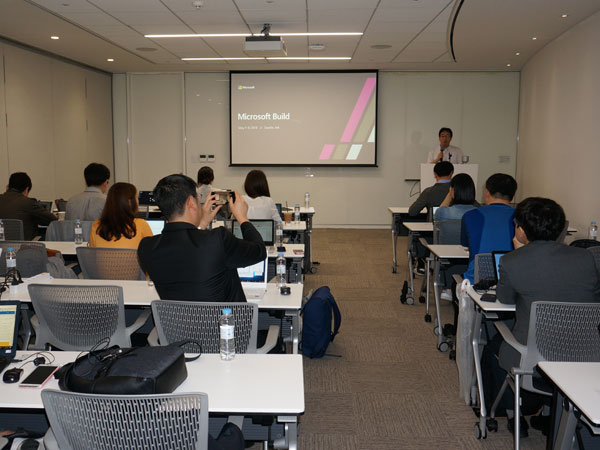 인공지능과 인텔리전트 클라우드/엣지 전략, 한국마이크로소프트 빌드 2018 디브리핑