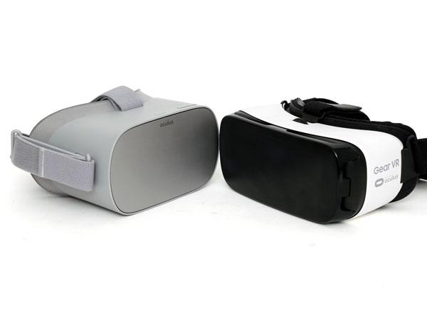 기어 VR보다 경제적인 독립형 VR 헤드셋, 오큘러스 Go 써보니