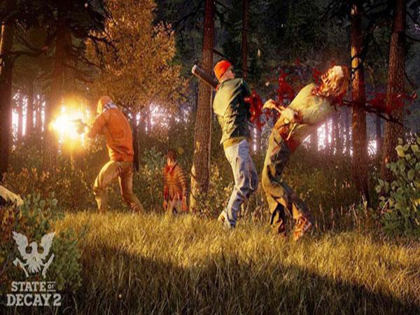 좀비 세상에서 살아남아라 스테이트 오브 디케이2, 생존을 위한 그래픽카드는?