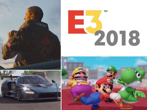올해도 풍성한 신작 게임, E3 2018에서 이목 끈 게임은?