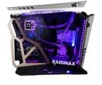 RAIDMAX X08 오픈형 타워 케이스