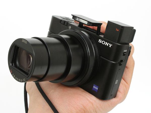 더 빠르고 멀리 보는 하이엔드 컴팩트 카메라,소니 사이버샷 RX100 VI